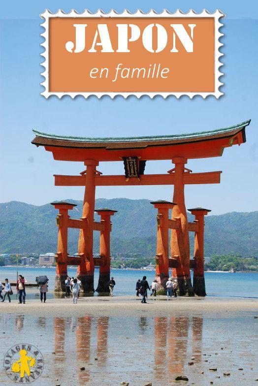 Voyage famille au Japon - témoignage d'un séjour avec enfant
