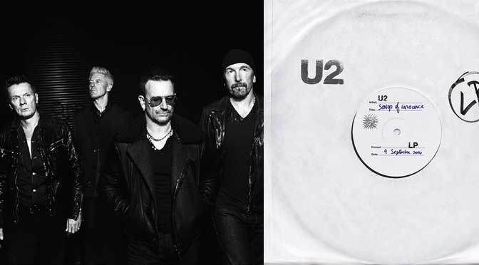 Songs of Innocence is now free to anyone with an iTunes account, a gift from Apple on release of the iPhone 6 and Apple Watch