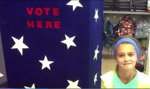 """Citizenship - November's Life Skill of the Month is Citizenship. Bridge Point 3rd graders created this video to help students know how to be a good citizen. If you get """"caught"""" showing citizenship, you will get a flag to put on our Life Skills board.  Nov 2014"""
