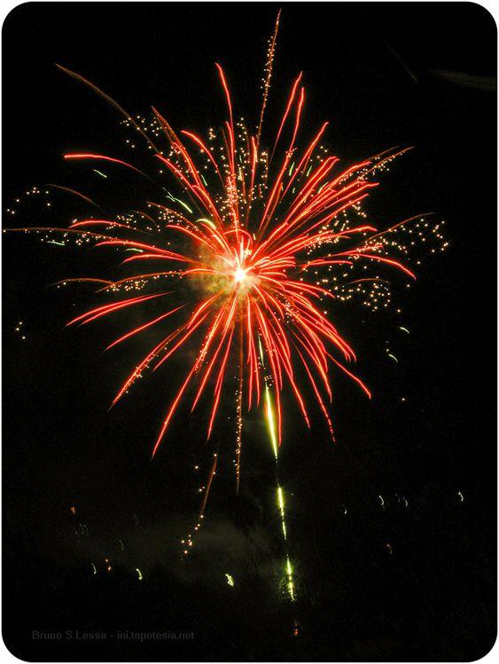 Fogos de artifício ano novo 2010-2011