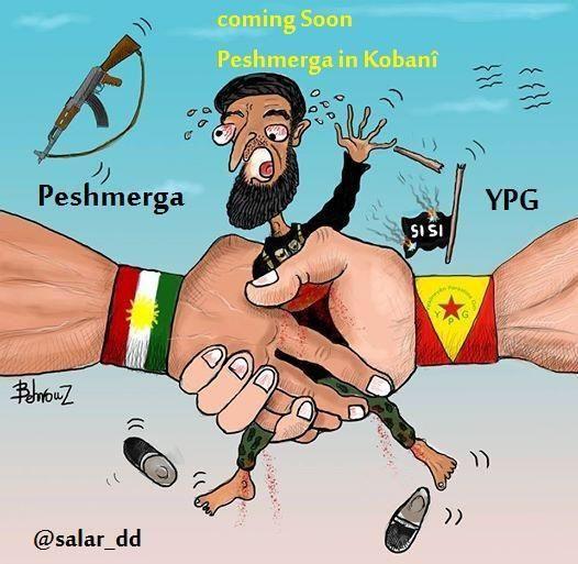 #YPG #YPJ #PKK #Kobane #Kobani #Kurds #ISIS #ISIL #IslamicState #Daesh #daeshbags #AlQaeda #JihadiJohn #Talibanshit