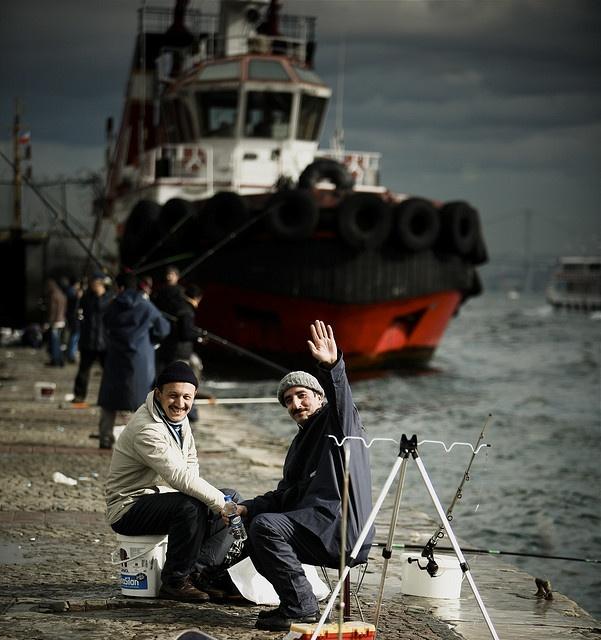 istanbul  © Motaz Al Tawil