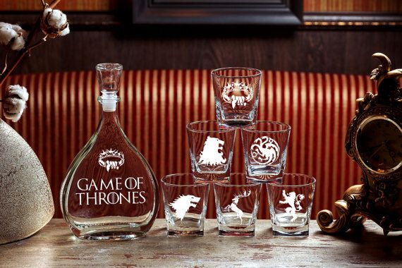Game ot Thrones Gift for men Wedding gift Fathers gift