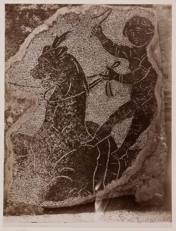 Terme di Caracalla | Works | James Anderson | People | George Eastman Museum