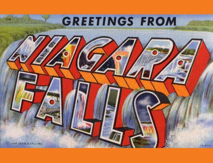 Niagarafälle / Niagara Falls, Ontario - Kanada / Canada
