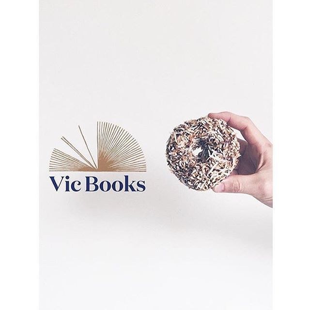 You can now get your hands on a @littledoughco every Friday and Saturday at @vicbookz and score the best doughnuts in Wellington. Get ur doughnut on! #littledoughco #vicbooks #regram