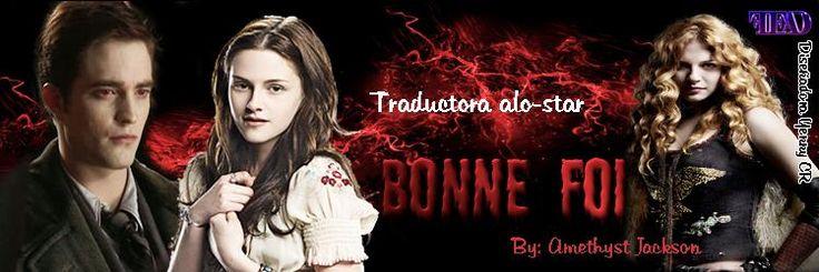 Banner para alo-star  Historia: Bonne Foi (Traducción) https://www.fanfiction.net/s/12006236/1/Bonne-Foi