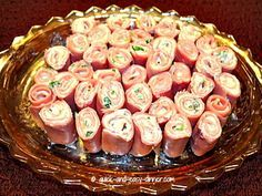 A family favorite, our ham roll up recipe makes its way to our table every holiday or gathering.