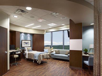 Rendering - Labor & Delivery Patient Room (Baylor Medical Center at McKinney)