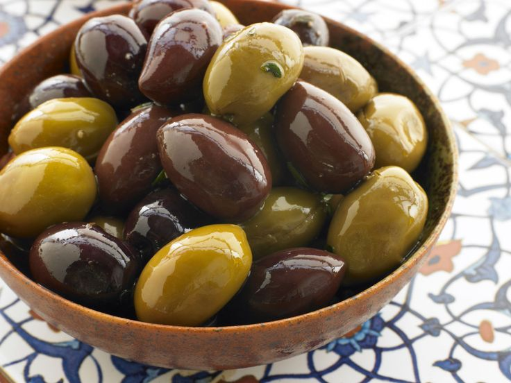 If you have an olive tree, try curing your own ripe olives at home.