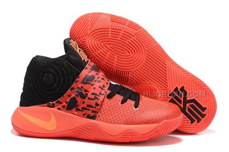https://www.hijordan.com/nike-kyrie-2-ii-gym-redblackorange-kyrie-sneakers-sale.html Only$70.00 #NIKE KYRIE 2 II GYM RED/BLACK-ORANGE KYRIE SNEAKERS SALE Free Shipping!
