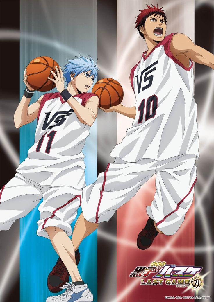 kuroko no basket official arts   Tumblr