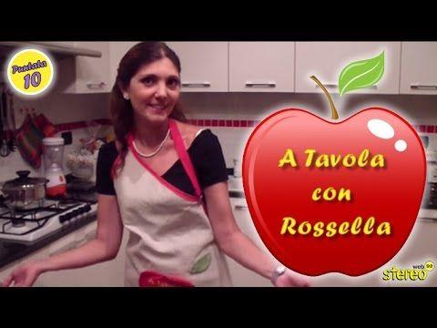 A Tavola Con Rossella - 10 Puntata - Cheesecake ai Lamponi