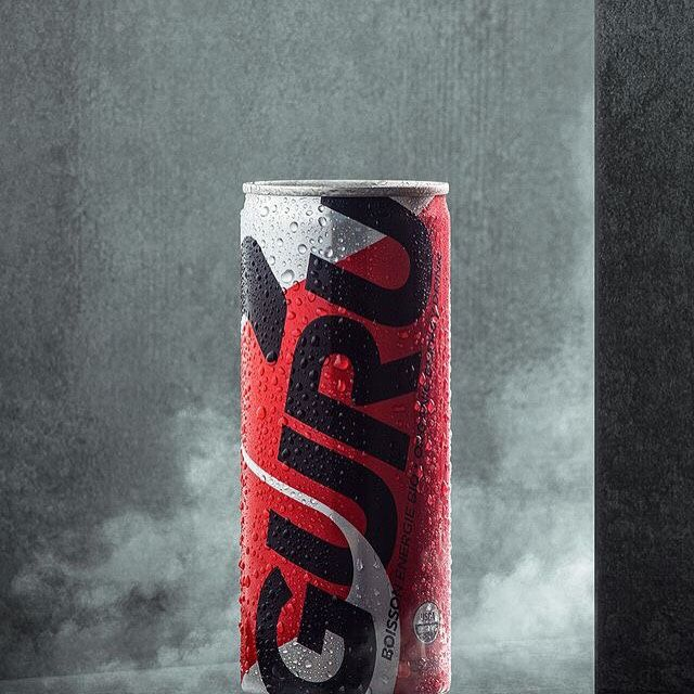 Awesome new energy drink