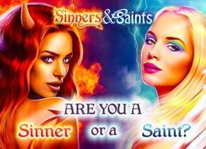 Play Sinners and Saints slots at House of Fun social casino game. Play on mobile or web: http://www.houseoffun.com