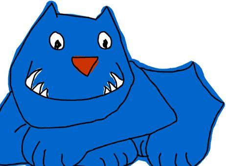 de blauwe hond - pedagogisch pakket