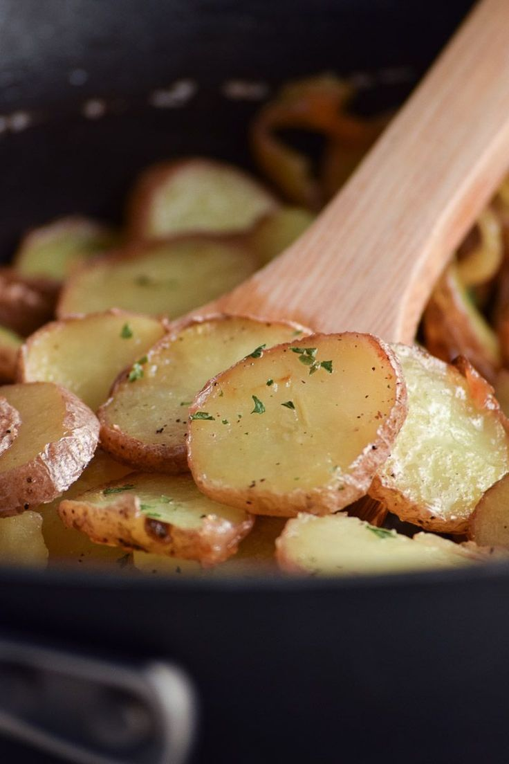 Okay friends, these potatoes, oh my. The first batch of these didn't last long, in fact, I had to make them two more times just to photograph them because I couldn't stop eating them. They are so so good! Perfect for breakfast or a dinner side, and so easy to make! I used red potatoes...Read More »