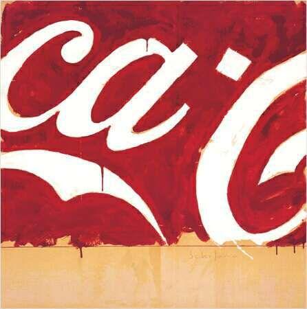 Schifano - Coca Cola