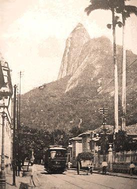Rua São Clemente em 1893                                                                                                                                                                                 Mais
