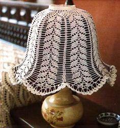 lámparas de crochet - Buscar con Google