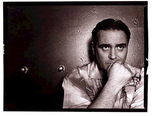 Tony Slattery - excellent British man, one of the reasons I watched BBC Whose Line religiously