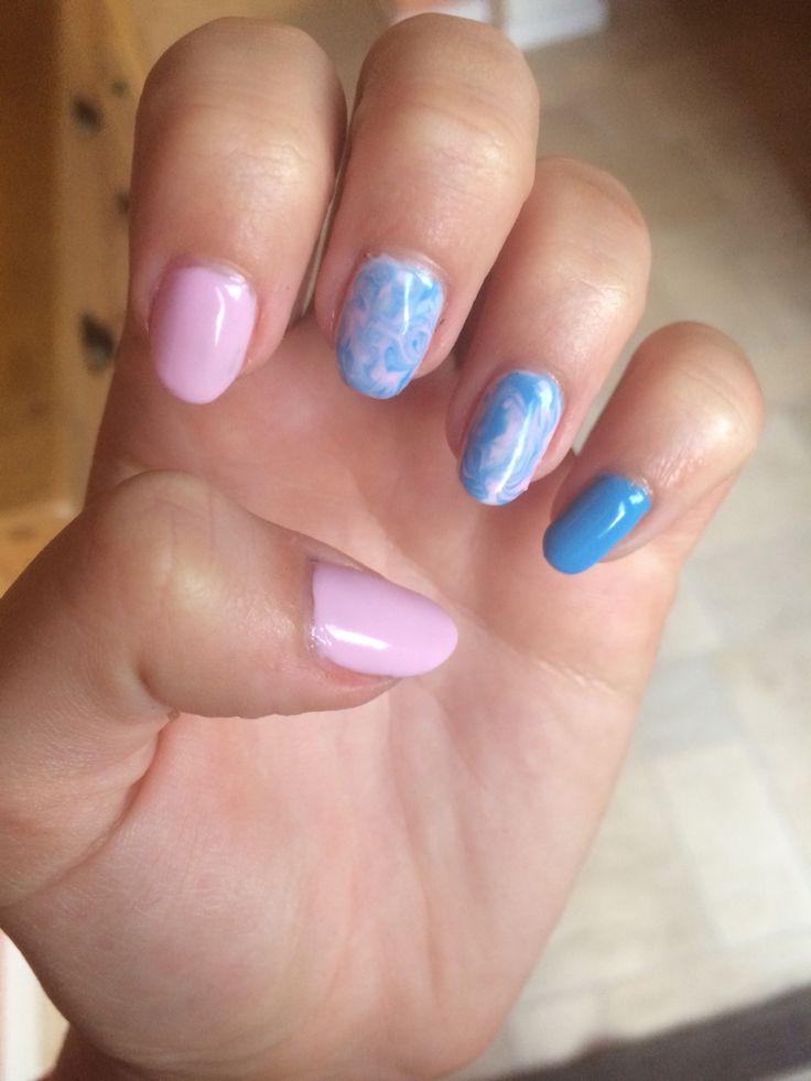 Mejores 63 imágenes de My nails. en Pinterest | Amarillo, Azul y Belleza