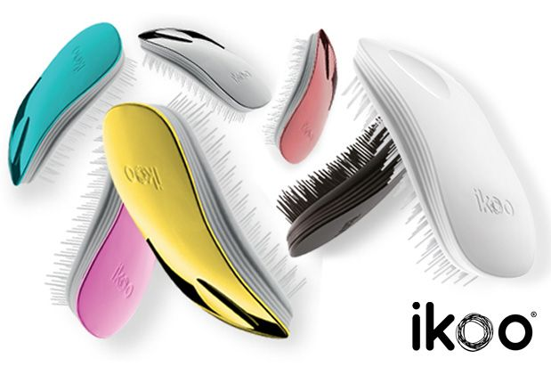 No chance of tangles with #ikoobrush. More details at eve.com.mt/2015/11/13/ikoo-hair-brush