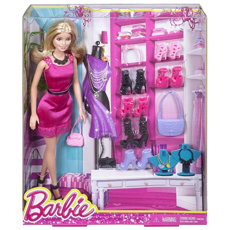Lujoso Barbie Fiesta De Juegos De Vestir Elaboración - Vestido de ...
