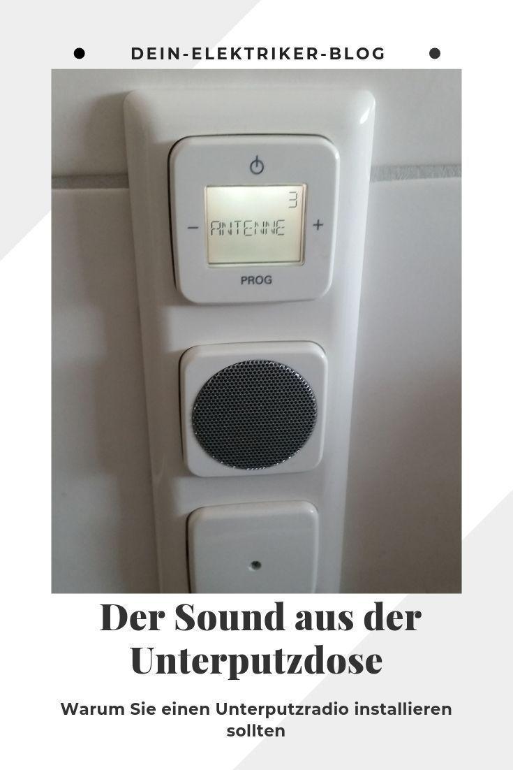 Unterputzradio Unterputzradio