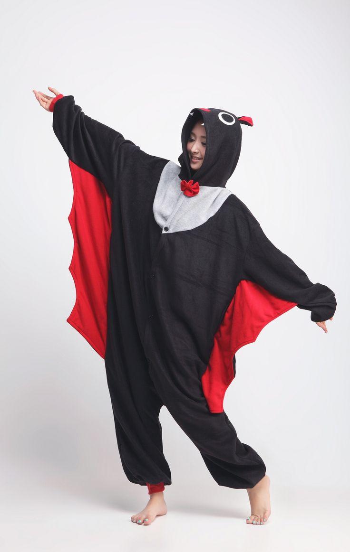 #Bat #Animal Adult #Kigurumi #Onesie