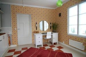 Kodinhoitohuoneen uusi ilme | Remonttiprojekti Göstiksessä