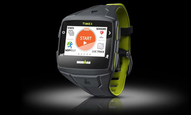 Timex's new Ironman smartwatch does data without a smartphone  Engadget | Technology News, Advice and Features