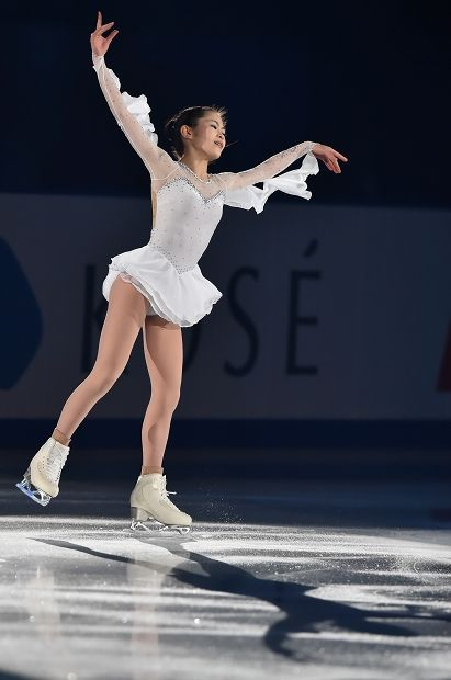 Pin by Rob M on Women In Sports | Figure skating dresses ...