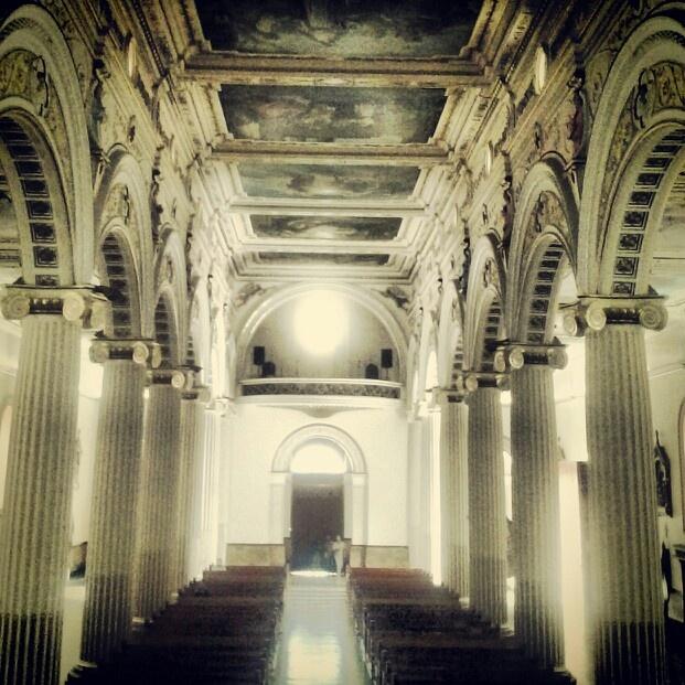 Basilica Menor San Pedro de los Milagros. Antioquua