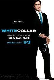 White Collar A white collar criminal agrees to help the FBI catch other white collar criminals using his expertise as an art and securities thief, counterfeiter, and conman.