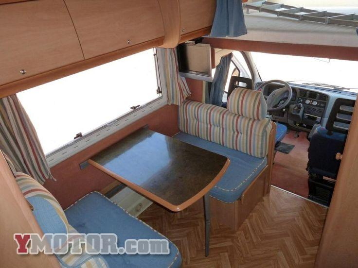 Caravanas caravanas pinterest easy for Interiores de caravanas reformadas