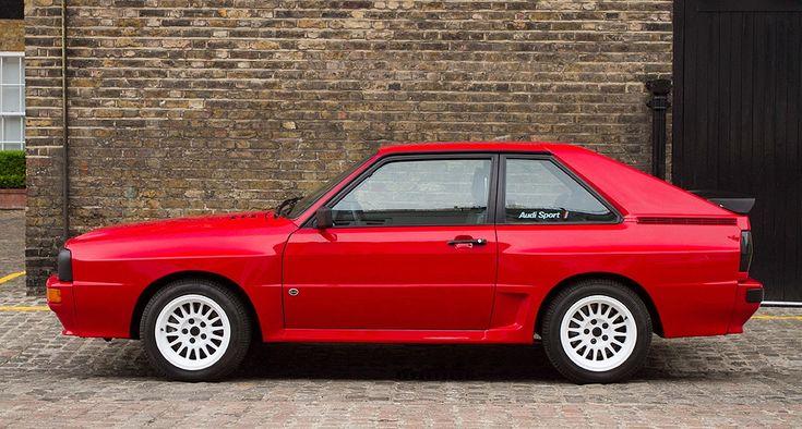 sport quattro gif | Audi Sport Quattro: Alarmstufe rot | Classic Driver Magazine
