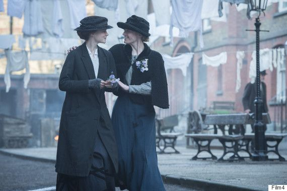 Anti-Suffragette Posters Reveal Extent Of Battle For Women, Subject Of Suffragette Starring Carey Mulligan, Meryl Streep