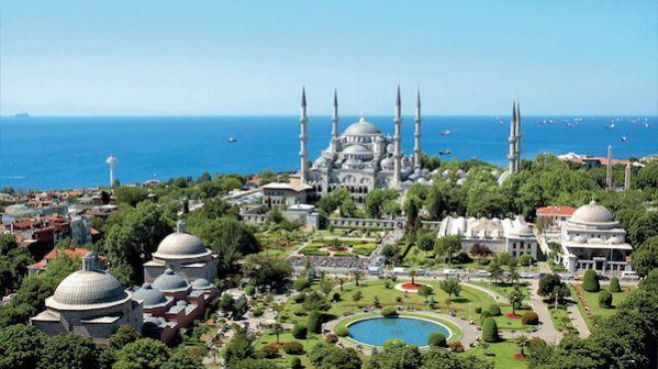 Istanbul est une ville pour voyager pas cher