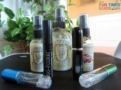 Homemade Poo Pourri Recipes: How To Make DIY PooPourri Toilet Spray & Toilet Drops Using Essential Oils