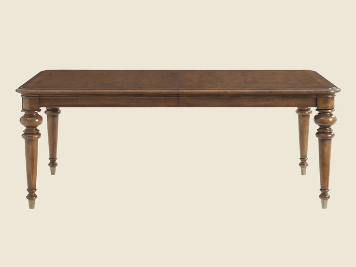 Quail Hollow Grayson Dining Table Lexington Home Brands Living Room Dinin