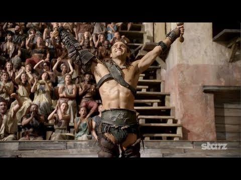 Trailer  Spartacus - Gods of the Arena