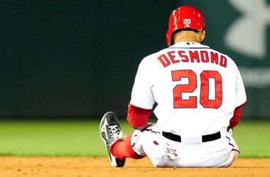 MLB betting cheat sheet: Nationals can't score, can't win - 04-27-2015
