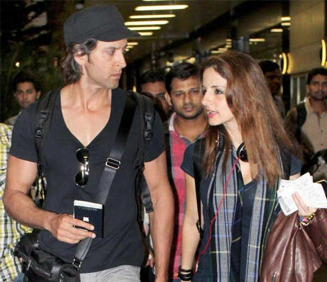 Hot Bollywood Gossip: Hrithik Roshan, Sussanne Khan's ...