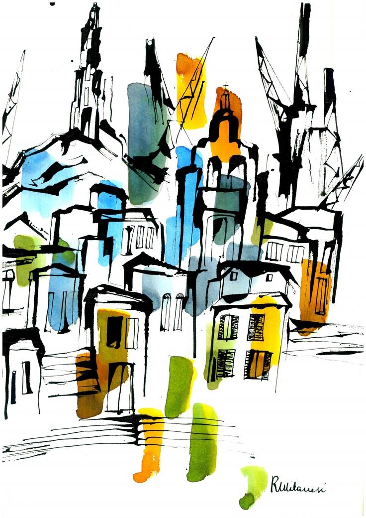 luce di Genova