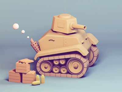 Just a small tank