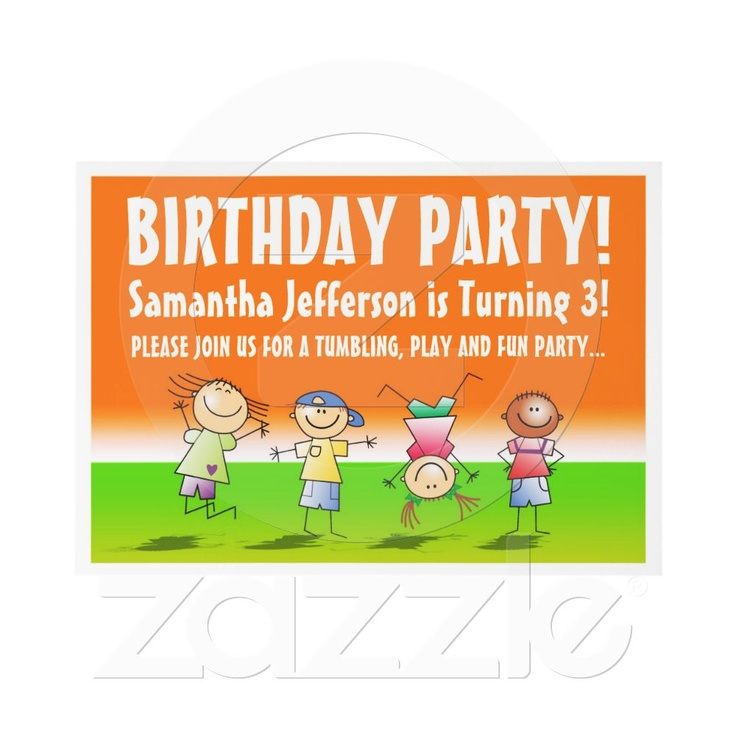 105 best Fun Birthday Party Themes images – Bulk Party Invitations