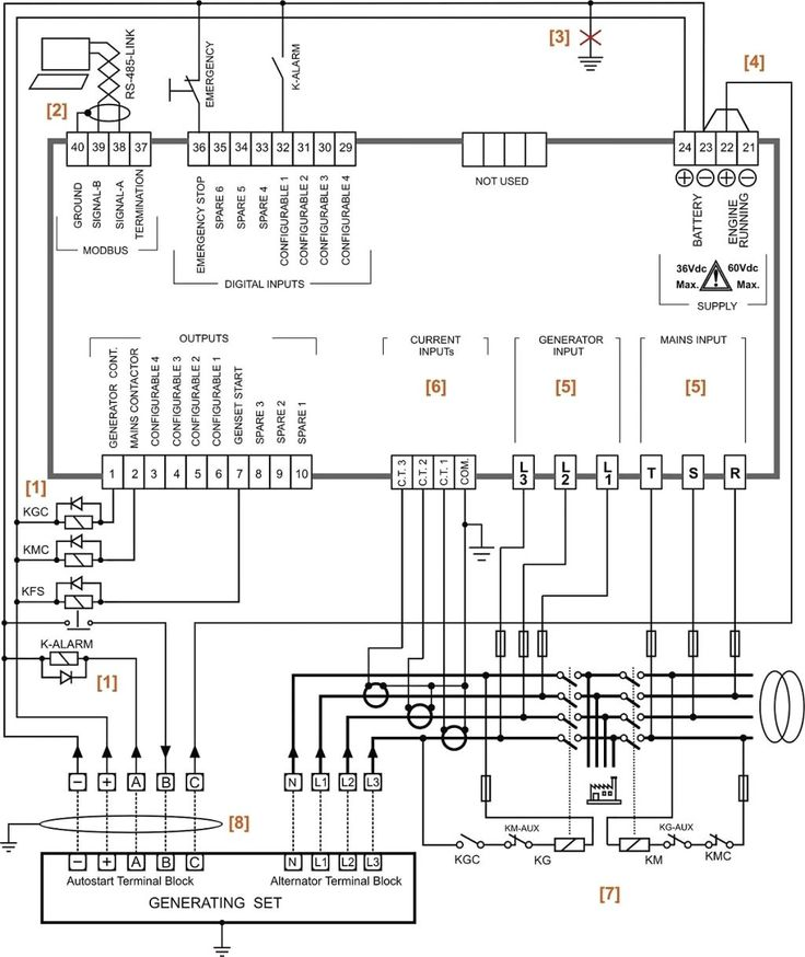 Olympian Generator Wiring Diagram 4001e Collection in 2020