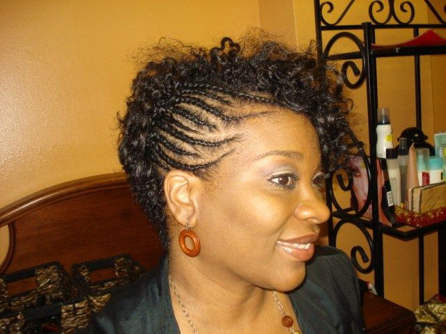 Pictures Of Two Strand Twist Hair Styles: Best 25+ Cornrows With Extensions Ideas On Pinterest