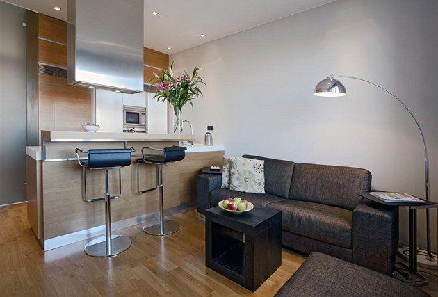 Malý byt nenabízel na první pohled příliš možností. Aby splňoval současné nároky na bydlení, vyžadoval řadu změn i specifická řešení. Díky nim však na malém prostoru vznikl funkční a kvalitní interiér.